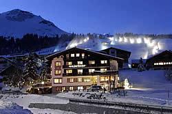 hotel haldenhof lech am arlberg
