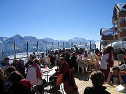 ski opening mit vivapeople im wallis